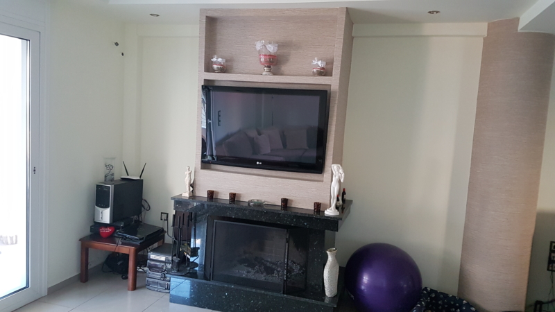Completed Fireplace #2