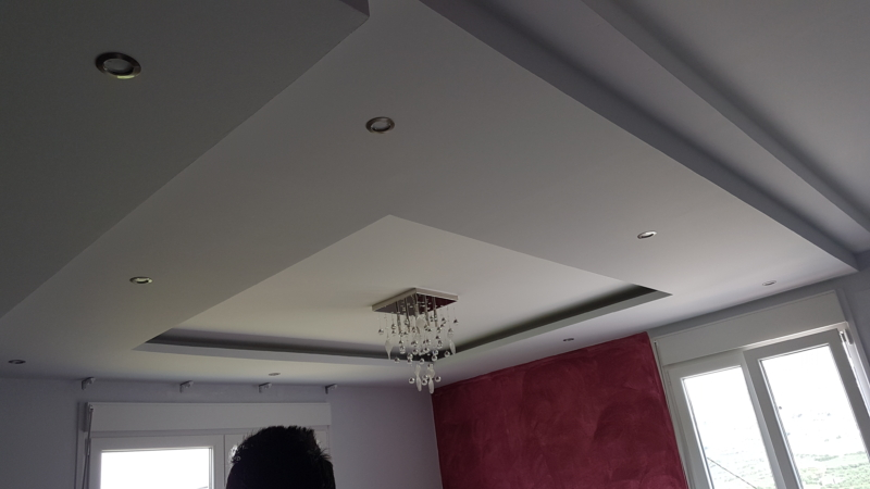 Completed Ceiling #2