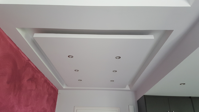 Completed Ceiling #1